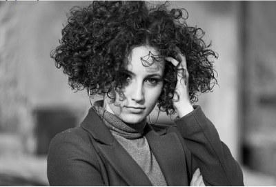 Paula Valls presenta I AM (Satélite K, 2018), el seu primer treball de llarga durada al Cafè del Teatre