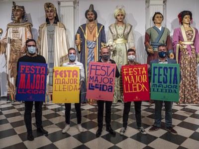"""Pueyo: """"La Festa Major és un motor econòmic i emocional. No hem volgut renunciar a celebrar-la però ho farem seguint totes les indicacions de les autoritats sanitàries del país"""""""