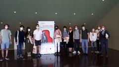 Recepció als semifinalistes del XXIV Concurs Internacional de Piano Ricard Viñes