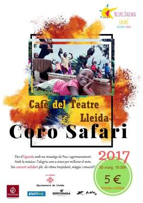 SAFARI CHILDREN'S CHOIR al Cafè del Teatre