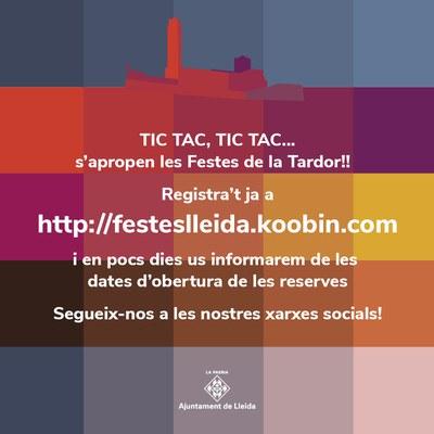 S'APROPEN LES FESTES DE LA TARDOR!