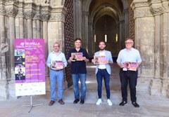 Tercera edició del festival d'estiu de Lleida, que organitza el consorci del Turó de la Seu Vella i tindrà lloc els dies 5, 6, 12, 21 i 26 de juliol