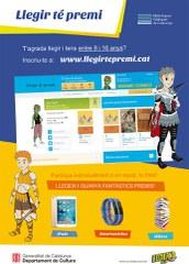 Torna el concurs de lectura més esperat per infants i joves! Aconsegueix fantàstics premis llegint des de casa!