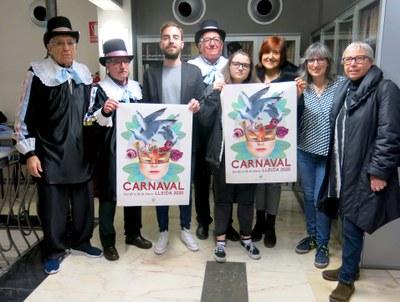 Tot a punt per viure el Carnaval!