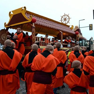 3r concurs de carrosses i comparses - Carnaval 2015 -