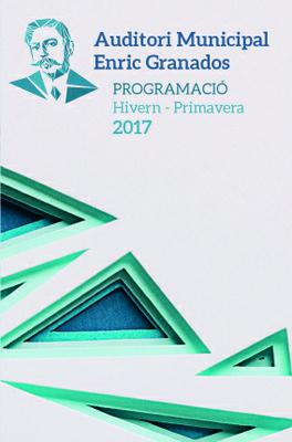 Un total de 32 concerts conformen la temporada hivern-primavera 2017 de l'Auditori Municipal Enric Granados.