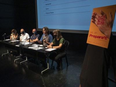 Una quarantena d'espectacles en la nova programació de tardor de LaTemporada. Arts en Viu a Lleida