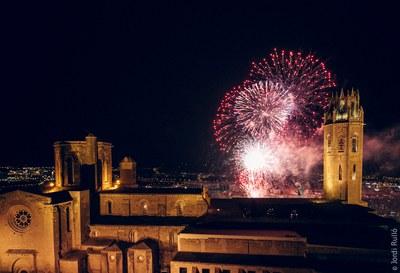 Vine a ballar al Ball de Festa Major a la plaça Sant Joan al vespre el darrer dia de les Festes de la Tardor