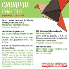 Viu el Carnaval!