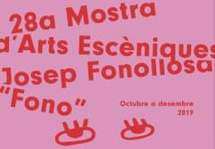 27 compañías de Lleida participarán en la 28 Mostra d'Arts escèniques Josep Fonollosa