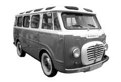 El Museo de la Automoción de Lleida expone una nueva Pieza del Trimestre un microbús Alfa Romeo del año 1964