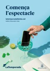 Entradas a la venta de los espectáculos de otoño de La Temporada de artes escénicas y música de Lleida