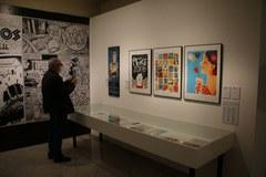 Miguel Gallardo da una parte de su obra al Museu d'Art Jaume Morera