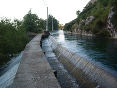 SABÍAS QUÉ ...? El canal de Pinyana es el canal de regadío más antiguo de Cataluña en funcionamiento.