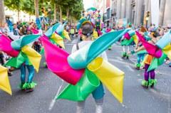 Si quieres participar en la Gran Rua de Carnaval, ven e infórmate el martes 14 de enero!