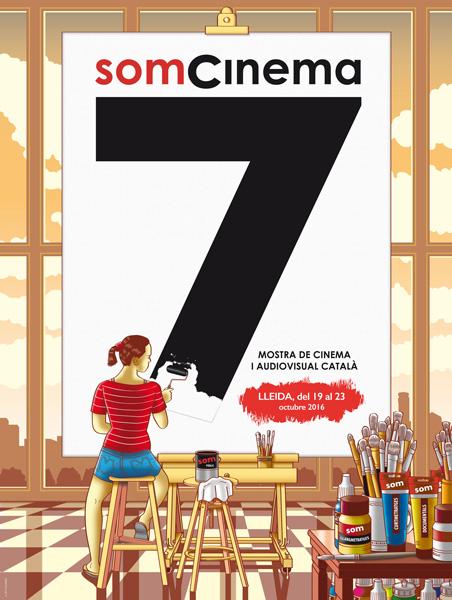 cartell som cinema