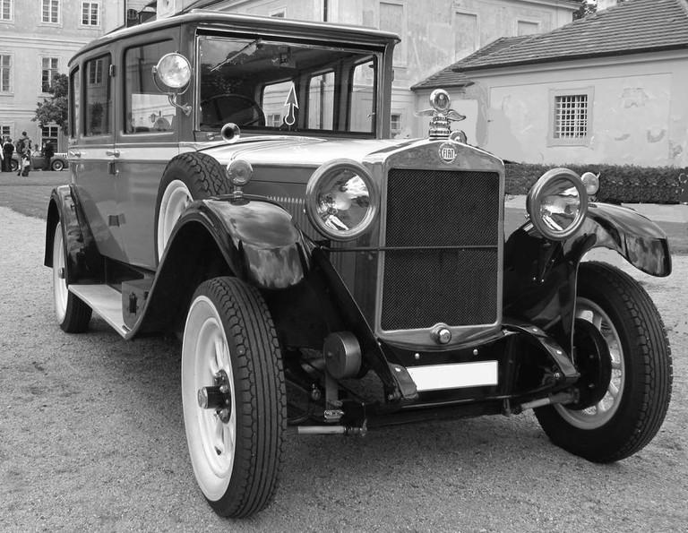 Fiat 520 de l'any 1927