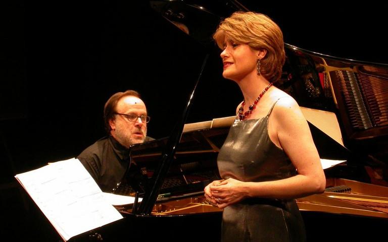 Elena Gragera (mezzosoprano) i Anton Cardó (piano)
