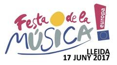 11ena edició de la FESTA DE LA MÚSICA – LLEIDA. Dissabte 17 de juny