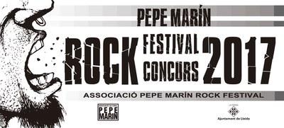 14ena edició del concurs Pepe Marín Rock Festival
