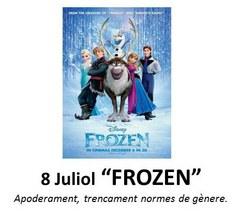 "4t Cicle de cinema i gènere al Cafè del Teatre: ""FROZEN"""