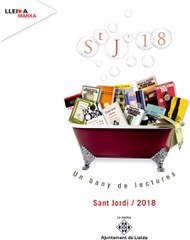 Avui s'ha presentat els actes programats per la diada de Sant Jordi 2018