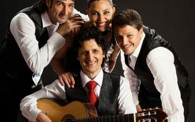 "Cañizares Cuarteto Flamenco interpreta ""Granados"""