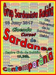 «Cloenda del curs i commemoració del Dia Universal de la Sardana»