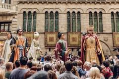 Comencem les festes i els Gegants de Lleida surten al carrer per celebrar-ho!