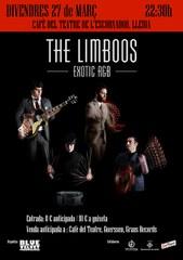 Concert THE LIMBOOS al Cafè del Teatre