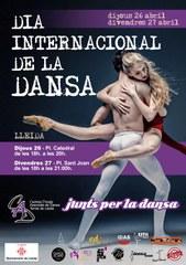DIA INTERNACIONAL DE LA DANSA / JUNTS PER LA DANSA