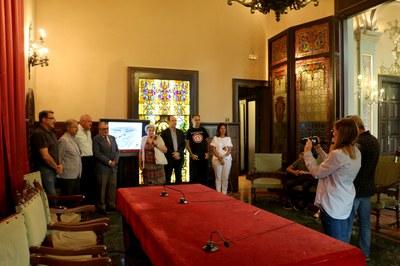 Donen obres fotogràfiques de Josep Jové Calvera al Museu d'Art Jaume Morera