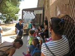 El 21 i 22 d'agost, visites al Museu de l'Aigua