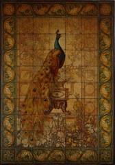"""El Museu d'Art Jaume Morera exposa el plafó decoratiu Paó de Carles Llobet Busquets a propòsit del cicle """"Constel·lacions"""""""