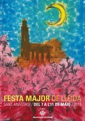Festa major de Lleida - Sant Anastasi 2015