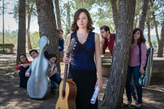 GUITARRA BUSCA ENSEMBLE AMB LAURA FONTANALS I LLEIDART ENSEMBLE