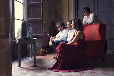 """""""Humor, tristesa, vitalitat: la poética del quartet de corda"""", Quartet Teixidor"""