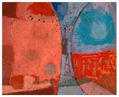 """Inici del cicle de visites guiades amb motiu de l'exposició """"Lluís Trepat. La mirada del demiürg"""" al Museu d'Art Jaume Morera. A càrrec de l'artista Joanpere Massana"""