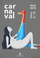 Ja tenim el cartell i el programa de Carnaval 2018