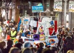 La Bugaderia Mòbil del Grup Prou de Brou guanyadora del 6è Concurs de Carrosses i Comparses del Carnaval 2018