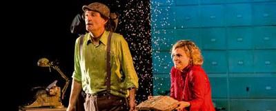 «LA NENA DELS PARDALS», Teatre al Detall