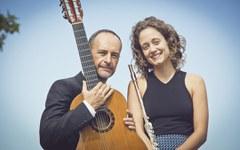 """Música per a flauta i guitarra: """"de Granados a Piazzolla"""". Duo Àstrid"""