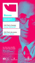 Premis Literaris 2017