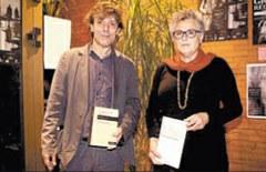 Presentació conjunta de les obres guanyadores Premis literaris 2014