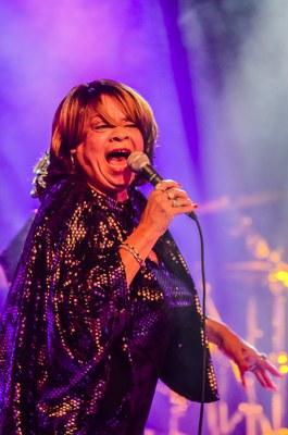 SANDRA HALL (L'Emperadriu del Blues d'Atlanta) + THE FRENCH BLUES EXPOSION (França) + VICTOR PUERTAS (Barcelona)