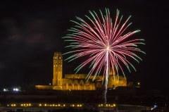 Segon dia festiu: dansa, música, pregó oficial, castell de focs i la Revetlla als Camps Elisis