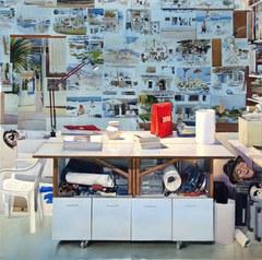 Visiteu l'exposició de Joaquín Ureña al Museu d'Art Jaume Morera