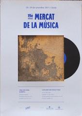 XIX edició del Mercat de la Música, Lleida 18 i 19 de Setembre del 2015