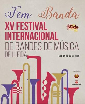 XV FEM BANDA / Festival Internacional de Bandes de Música
