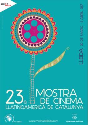 La Mostra de Cine Latinoamericano de Cataluña presenta el cartel de la 23º edición